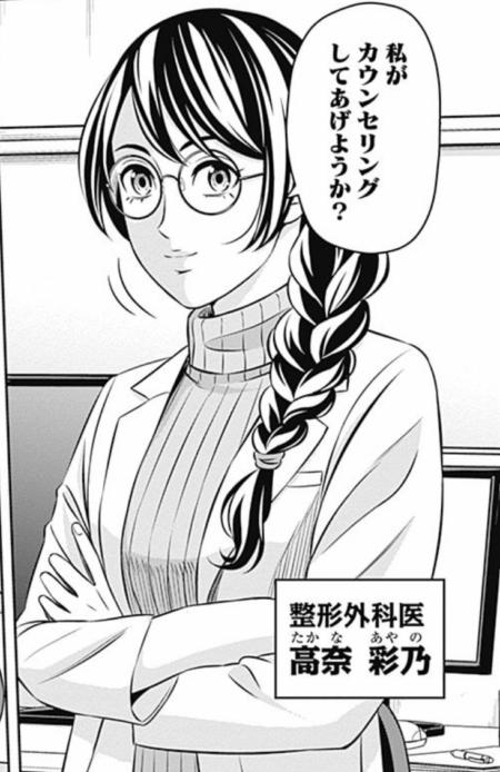 高奈彩乃(整形外科医)