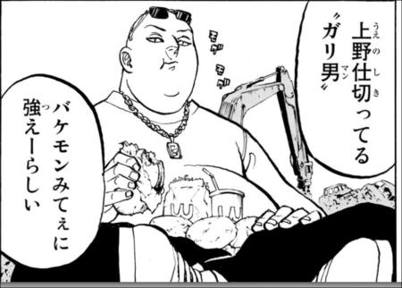 ガリ男(ガリマン)