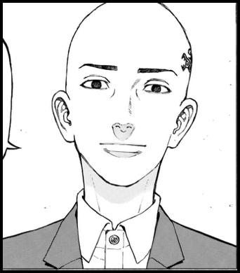 ドラケン(龍宮寺堅)の髪型